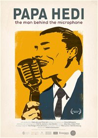 The Man Behind the Microphone poster