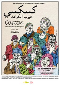 Couscous : Les Graines de la Dignité  poster