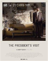 La Visite du Président poster