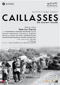 Caillasses poster
