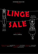Linge sale poster
