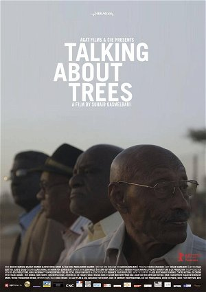 لحديث عن الأشجار